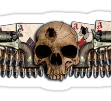 Dead Aces Sticker