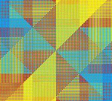 Quadrants by Jay Reed