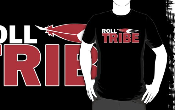 Roll Tribe Cleveland Indians by keicker