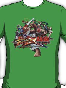 Street Fighter x Tekken T-Shirt