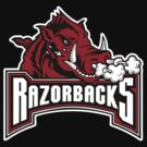 Arkansas Razorbacks Football by keicker