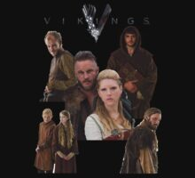 Vikings by jack-bradley