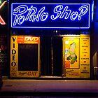 Paris - Porno Shop  by sallyrose1