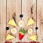 Deconstructed Fruit Salad by sallyrose1