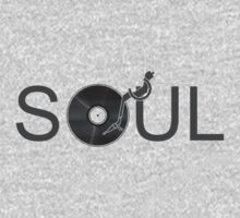 Soul Vinyl Kids Clothes