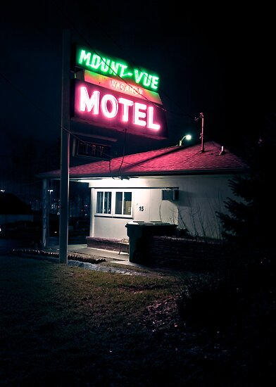 Motel by sallyrose1
