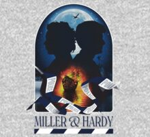 Miller & Hardy (Broadchurch UK) by ifourdezign