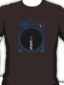 Official Stanton STR8-150 Turntable T-Shirt