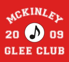 McKinley Glee Club by alecxps