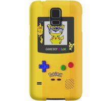 Gameboy Color Pokemon edition Samsung Galaxy Case/Skin