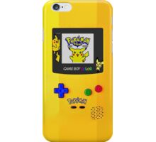 Pokemon Gameboy Case iPhone 4 iPhone Case/Skin