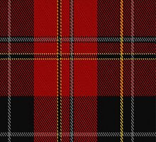 02283 Mystery Kilt Unidentified Tartan Fabric Print Iphone Case by Detnecs2013