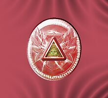 Illuminati Badge by kooldesignz