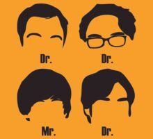 Dr. Dr. Dr. Mr. by crazyvicsta