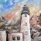 Flamborough Head Lighthouse by Yorkspalette