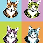 Cat Moods by JohnnyMacK