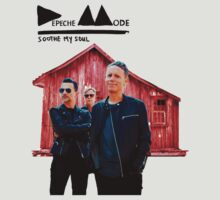 Depeche Mode : Soothe My Soul - With Photo by Luc Lambert