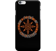The Fire Of Courage iPhone Case/Skin