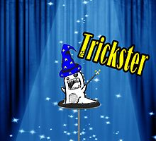 Magic trickster monster  by tia knight