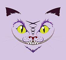 Cheshire Cat by bsenturk