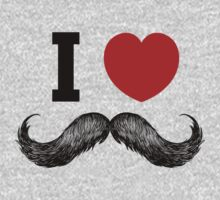 I love mustache by best-designs