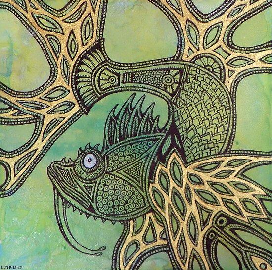 Inkling by Lynnette Shelley