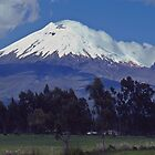 Cotopaxi by cclaude