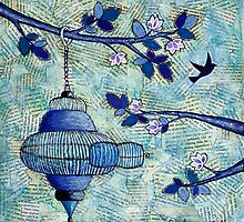 Freedom by Lisa Frances Judd ~ QuirkyHappyArt