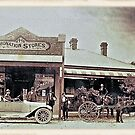 The Coronation Stores, Marulan, NSW by George Petrovsky
