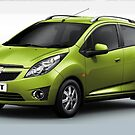 Chevrolet Beat Price by nissanshrm