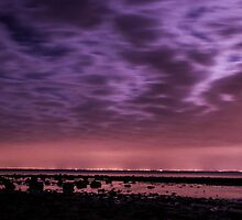 Port Phillip Bay Mornington by Eliza Ticknell
