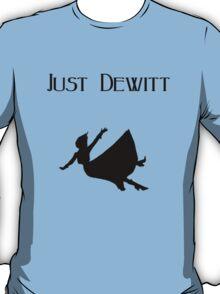 Just Dewitt - Elizabeth falling T-Shirt