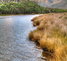 Tidal River. by Bette Devine