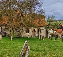 Turville - A Much Used Film Location - 2 by Colin J Williams Photography