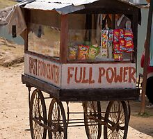 Fast Food Full Power! by Christopher Cullen