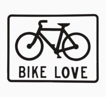 Bike Love by PaulHamon