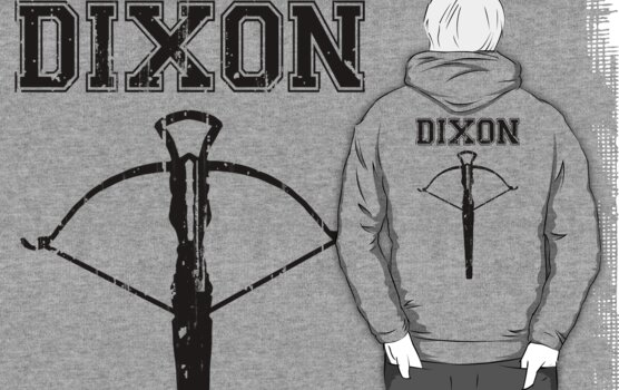 Daryl Dixon Crossbow (black) by K- kipper