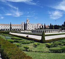 Mosteiro dos Jerónimos by trish725