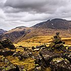 Scafell by David Lewins LRPS