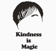 Derek (Ricky Gervais) Kindness is Magic Kids Clothes