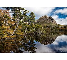 Little Horn and Twisted Lakes Photographic Print