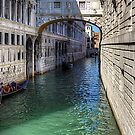 Bridge of Sighs by Tom Gomez