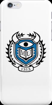 Monsters University by SwordStruck