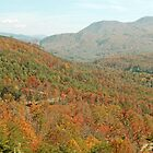 Fall in the Blue Ridge by Jonathan Hill, Jr.