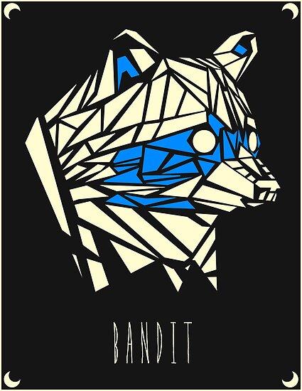 Bandit by Patrick Sluiter