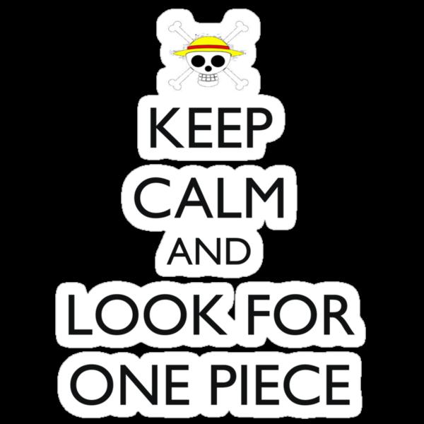 One Piece T-Shirt by FreezingSoar