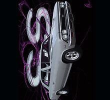 SS 396 Muscle Car 2 by cthomas888