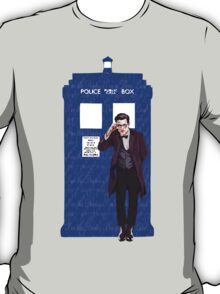 The Doctor and TARDIS T-Shirt