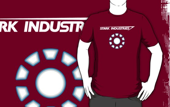 Iron Man Stark Industries by AimLamb