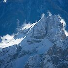 Cloudy peak by Designer023